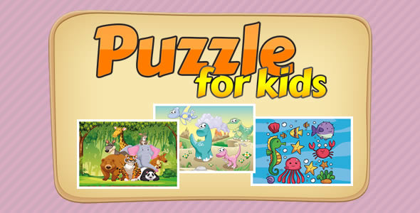 ✌Puzzle for kids Nulled