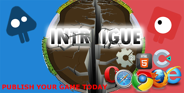 ✅ The Intrigue –  | HTML5 Construct 2 and Construct 3 Nulled
