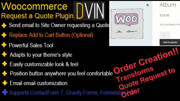 ✌WooCommerce Request a Quote Nulled