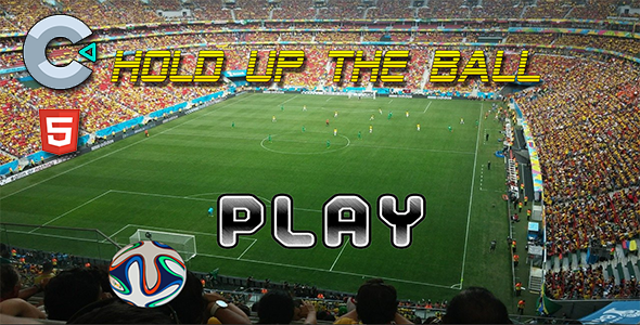 ✅ Hold up the Ball – HTML5 Mobile Game Nulled