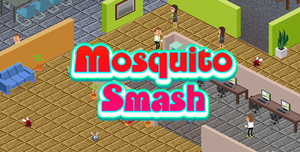 ✌Mosquito Smash Game (CAPX and HTML5) Save Workers Nulled