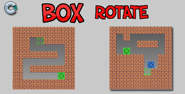 ✌Box Rotate – HTML5 Mobile Game Nulled