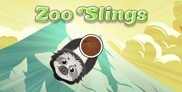 ✌Zoo Slings. C3. pc & html5 & mobile game Nulled