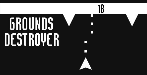 ✅ Grounds Destroyer – HTML5 Game (CAPX) Nulled