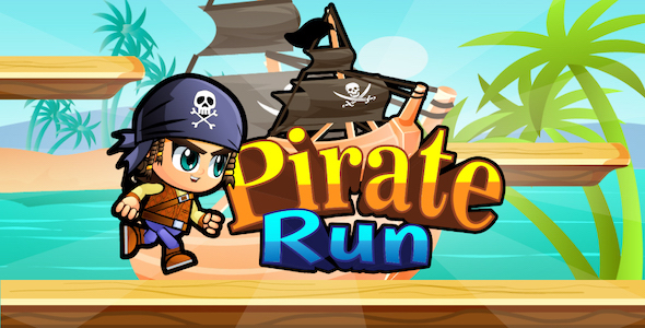 ✌Pirate Adventures   Android Studio   Google Games   Leaderboard   AdMob Nulled