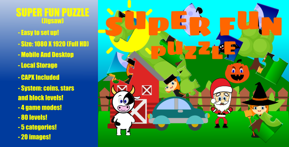 ✨Super Fun Jigsaw Puzzle Pro Nulled