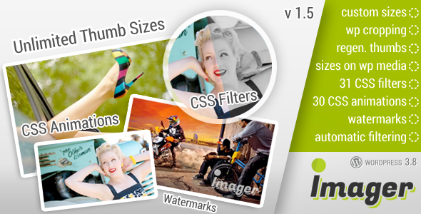 ✅ Imager – Amazing Image Tool for WordPress Nulled