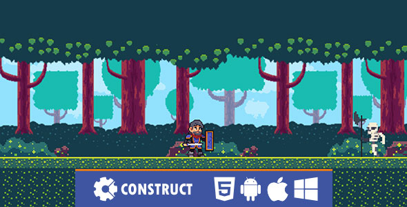 ✅ Warrior on Attack – HTML5 Mobile Game Nulled