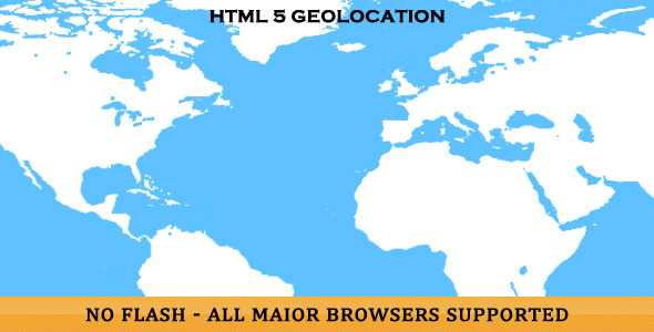 ✅ HTML5 3D Geolocation Nulled