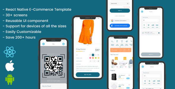 ✅ Store Kit – React Native E-Commerce Template Nulled