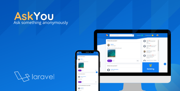 ✨AskYou – Ask and Answer Nulled