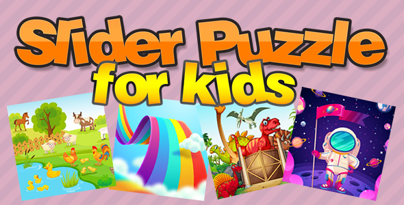 ✌Slider Puzzle for Kids Nulled