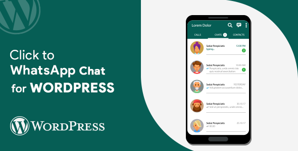 ✅ Click to WhatsApp Chat WordPress Plugin Nulled