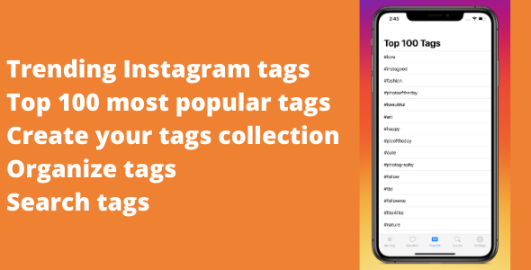✌Hashtag Generator for Instagram Nulled