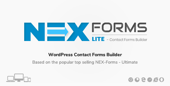 ✨NEX-Forms LITE – WordPress Contact Form Builder Nulled