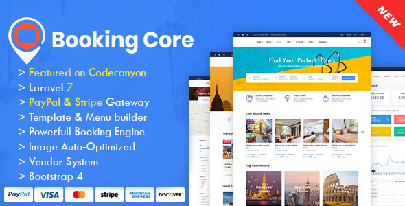 ✨Booking Core – Ultimate Booking System Nulled