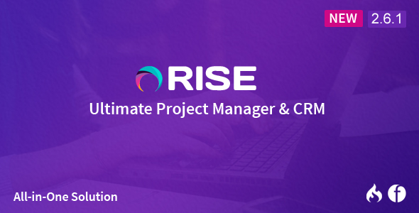 ✌RISE – Ultimate Project Manager Nulled