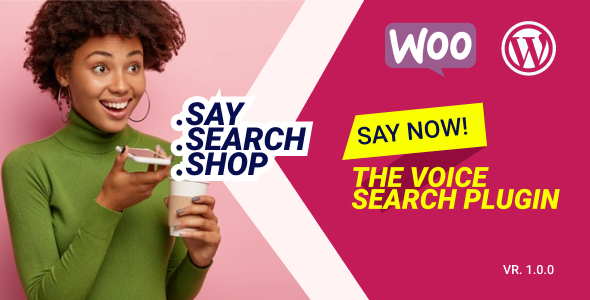 ✨WooCommerce Voice Search Plugin Nulled