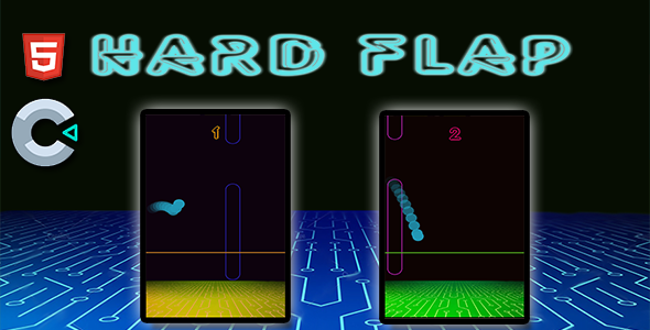 ✅ Hard FLap – HTML5 Mobile Game Nulled