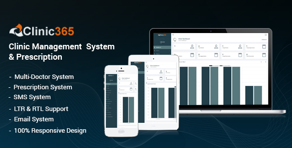 ✌Clinic365 – Clinic Management System Nulled