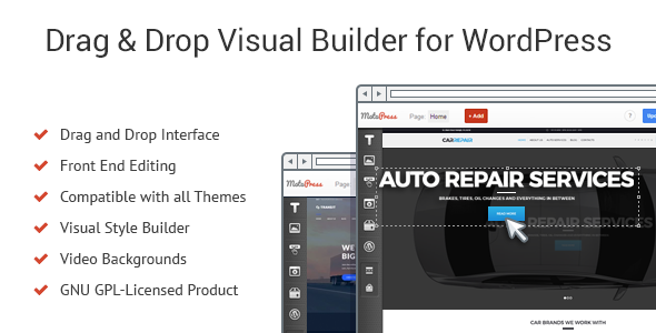 ✅ MotoPress Content Editor – Visual Builder for WordPress Nulled