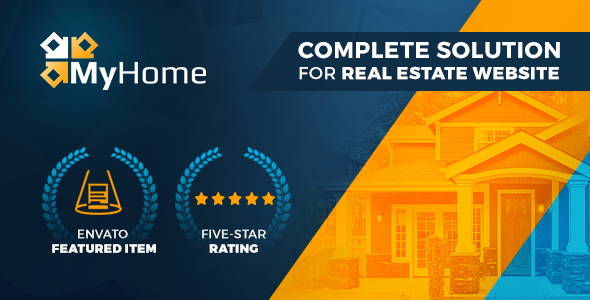 ✌MyHome Real Estate WordPress Nulled