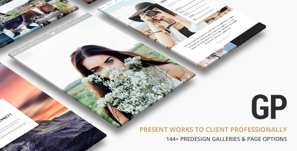 ✨Grand Photography WordPress Nulled