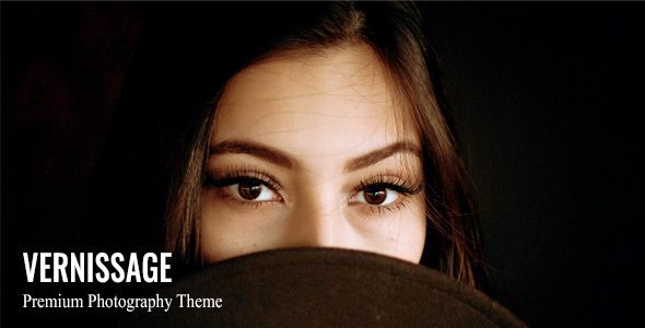 ✌Vernissage – Photography WordPress Theme Nulled
