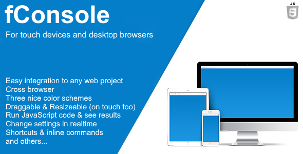 ✨Javascript console – fConsole Nulled