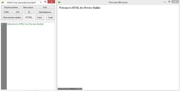✌Html live preview builder Nulled
