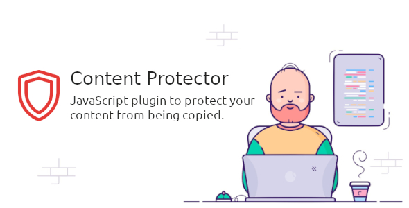 ✌Content Protector — JavaScript plugin to protect your content from being copied. Nulled