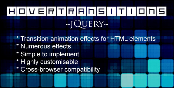 ✨HoverTransitions – jQuery Nulled