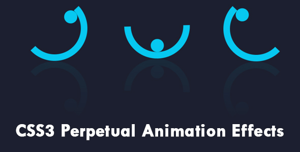 ✨CSS3 Perpetual Animation Effects Nulled