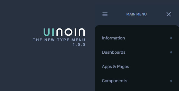✨UINOIN – jQuery New Type JSON Menu Nulled