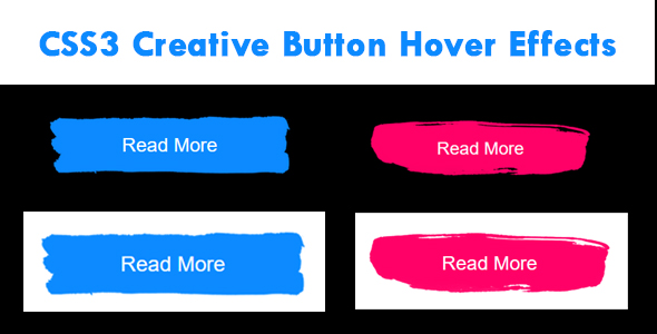 ✨CSS3 Creative Button Hover Effects Nulled
