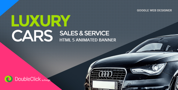 ✌Car Sales and Service – HTML Animated Banner 02 Nulled