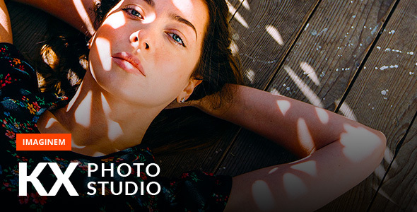 ✨Kinatrix | Photography Theme for WordPress Nulled