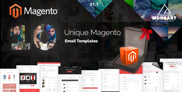 ✅ Magento Custom Email Templates PRO Nulled