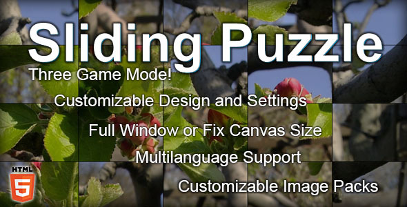 ✌Sliding Puzzle Nulled