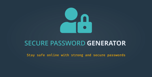 ✅ Secure Password Generator with Node.js Nulled