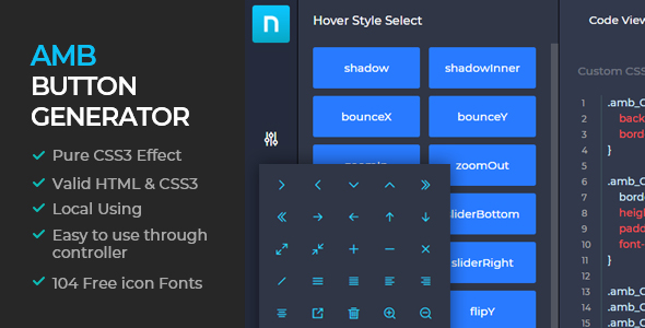 ✌AMB Button Generator Nulled