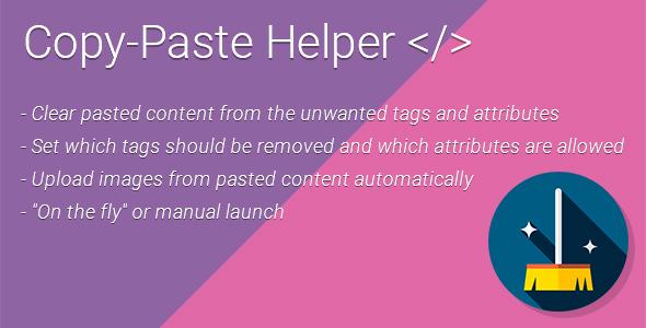 ✨Copy-Paste Helper Nulled